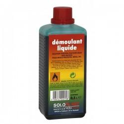 Démoulant liquide vert
