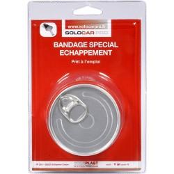 Bandage spécial échappement
