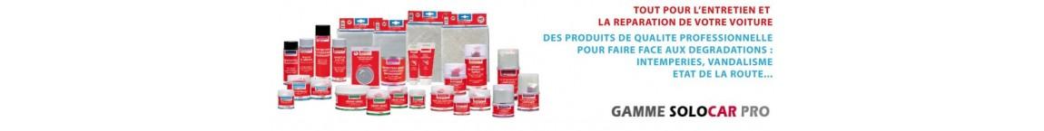 Produits SOLOCAR PRO | Le comptoir des composites